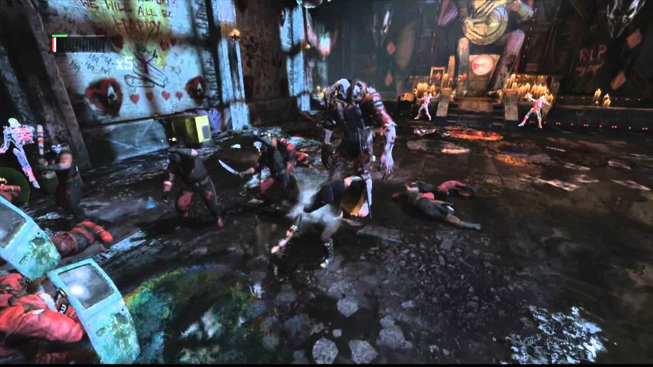 Download Batman Arkham City Harley Quinn's Revenge Part 6 [HD] (DeutschGerman) Walkthrough