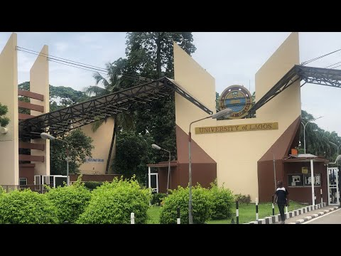 THE UNIVERSITY OF LAGOS,LAGOS NIGERIA || UNILAG IN 2020 || MAIN CAMPUS (UNILAG VLOG)|University Tour