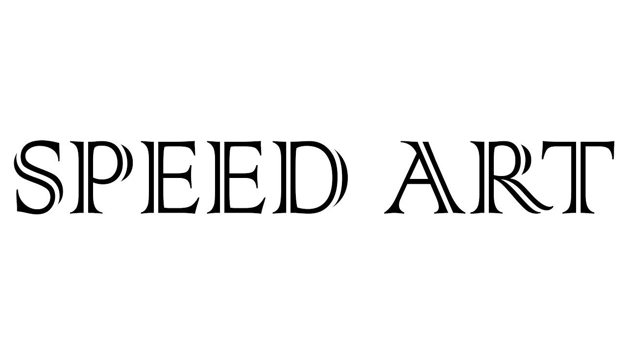 Тейраш | ibisPaint X | Speed Art