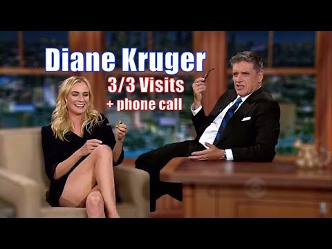 Diane Kruger  Talented German Beauty   33 Visits  1 Phone Call  In Chronological Order 1080