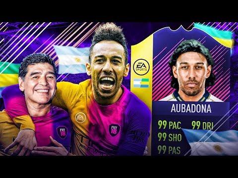 IKONA 95 MARADONA! FIFA 18 DRAFT