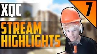 xQc STREAM HIGHLIGHTS #7