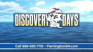 DISCOVERY DAY at Flemington NJ Chevy Buick GMC Cadillac - Oct 2016