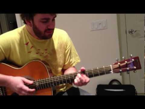 Jon's Guitar Lessons: Georgia On My Mind