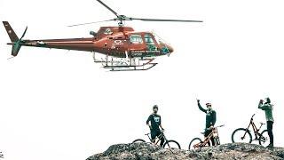 Rawisode 18: Heli Biking in Whistler