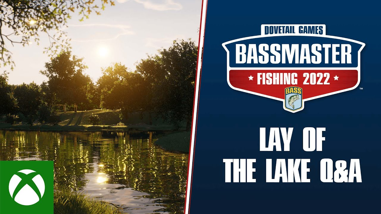 Bassmaster Fishing 2022 Q&A with the Dovetail Games team!