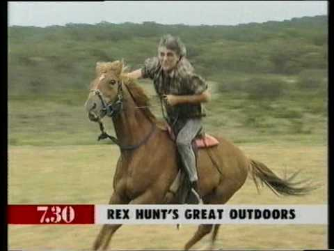 The Great Outdoors Channel 7 Promo 1994 Guests Jon English Frankie JHolden
