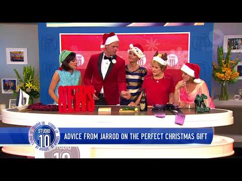 Download Youtube: Finding The Perfect Christmas Gift w/ Jarrod Woodgate | Studio 10