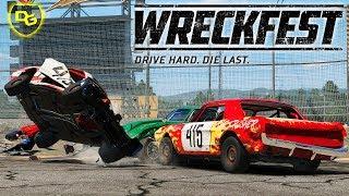 Autos SCHLACHTEN! - WRECKFEST #1 - Daniel Gaming - Deutsch