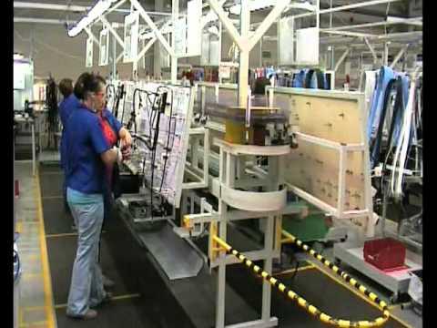 ECI Electrical Componets International - polish factory Bielsko-Biała (Cabind) Prezentation