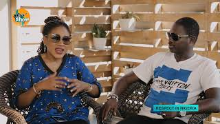 The Ngee Show 2019 Ep 2BRespect in Nigeria - with Ali Nuhu