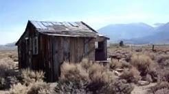 Forgotten House in the desert