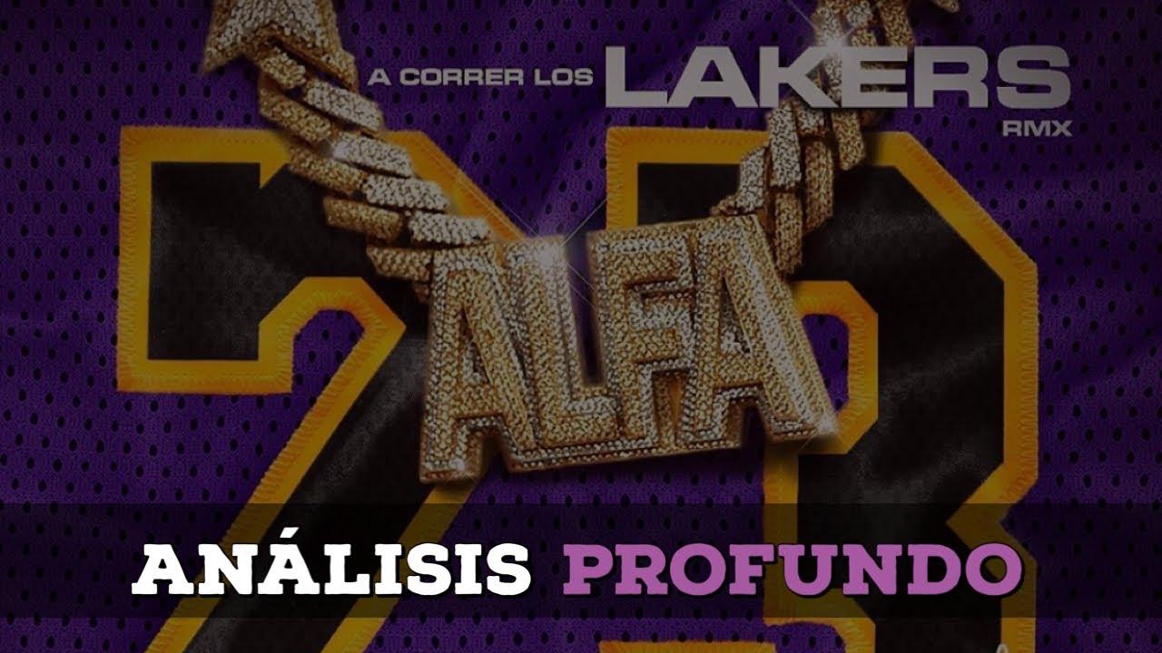 El Alfa Ft Ozuna , Nicky Jam , Arcangel & Secreto - A correr Los Lakers Remix (Análisis Profundo)