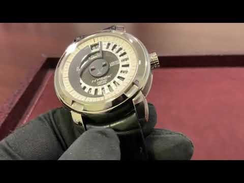Оригинальные часы Hysek IO Jumping Hour