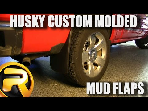 How To Install Husky Liners Custom Molded Mud Flaps On A Chevrolet
