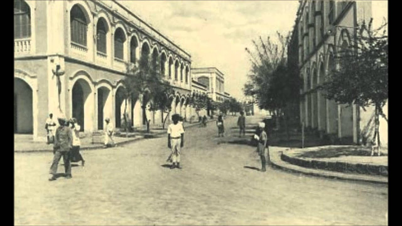 City of Djibouti History Pictu...