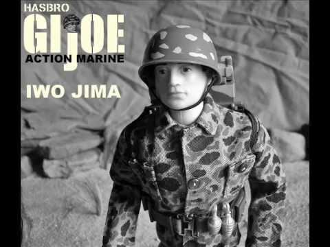 GI Joe Action Marine - Iwo Jima