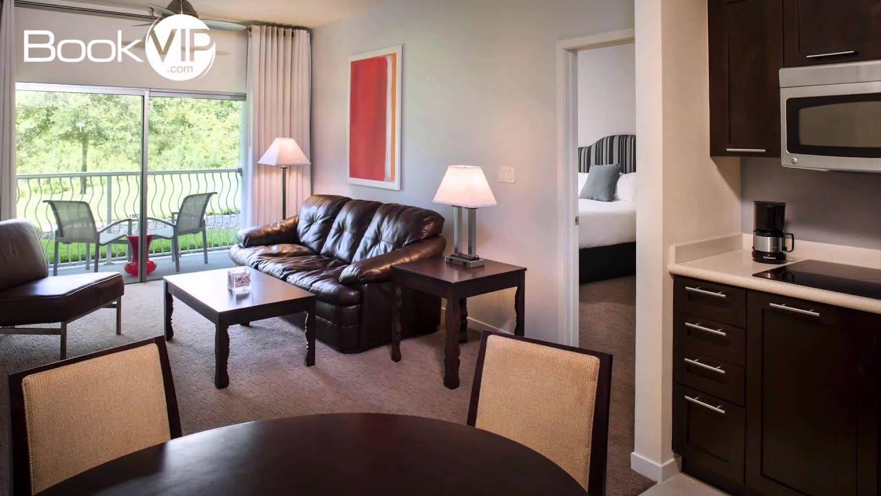 Melia orlando suite hotel at celebration florida youtube - 2 or 3 bedroom suites in orlando florida ...