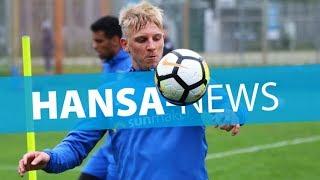 Hansa-News vor dem 11. Spieltag