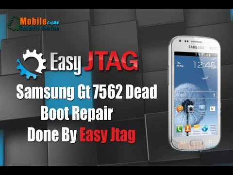 How To Dead Boot Repair Samsung G7562 By Easy Jtag - Mobile Care
