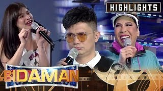 Vice and Anne make fun of Vhong's hairstyle | It's Showtime Bidaman