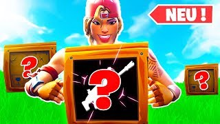 Was ist in der Box? in Fortnite Battle Royale!