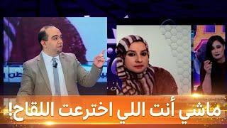 قادة بن عمار يرد على الطبيبة التي جربت اللقاح: