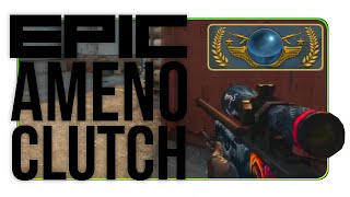 [CS:GO] THE EPIC AMENO CLUTCH