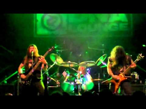 CANNABIS CORPSE Lunatic Of Pot's Creation  Live at The DNA Lounge San Francisco CA 7.17.2013