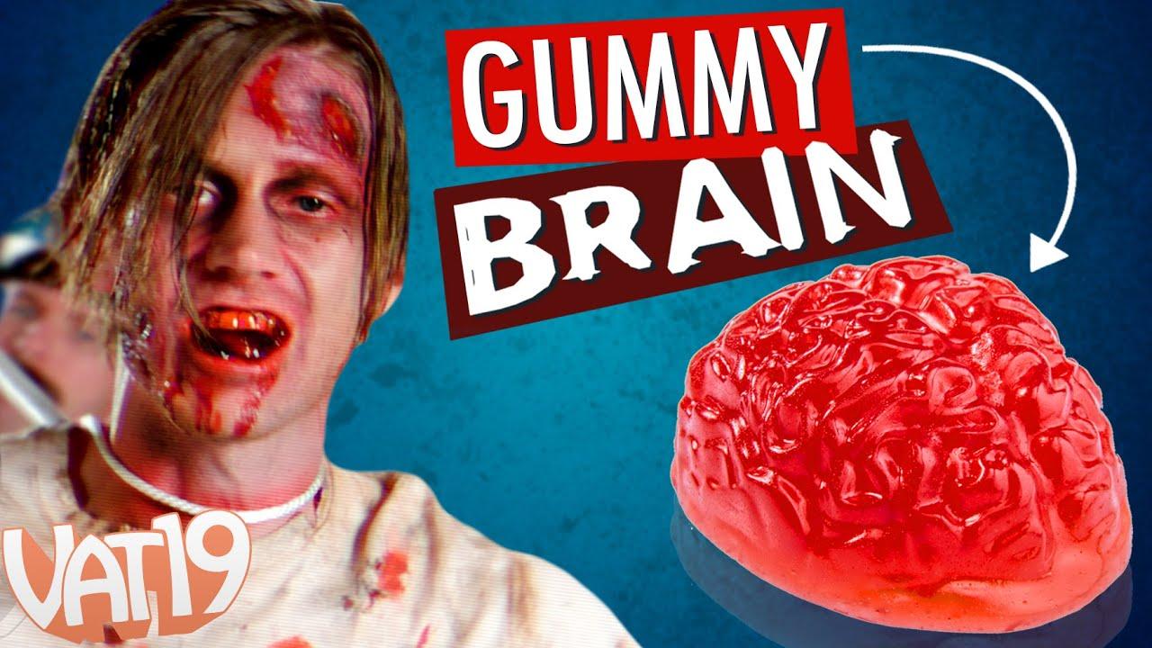 The Giant Gummy Brain