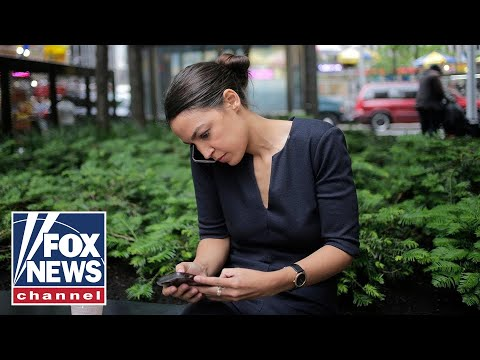 Ocasio-Cortez compares the impact of climate change to 9/11