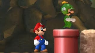 New Super Mario Bros. Wii - 2 Player Co-Op - #25