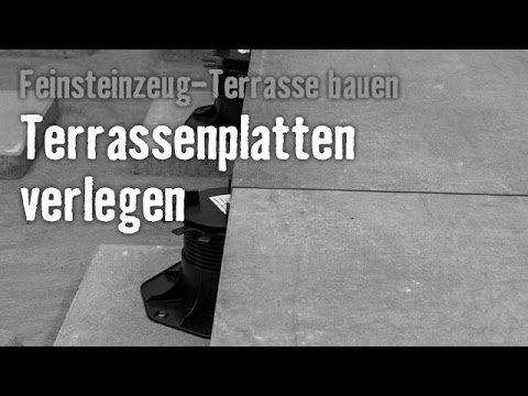 version 2013 feinsteinzeug terrasse bauen kapitel 5 hornbach meisterschmiede youtube. Black Bedroom Furniture Sets. Home Design Ideas
