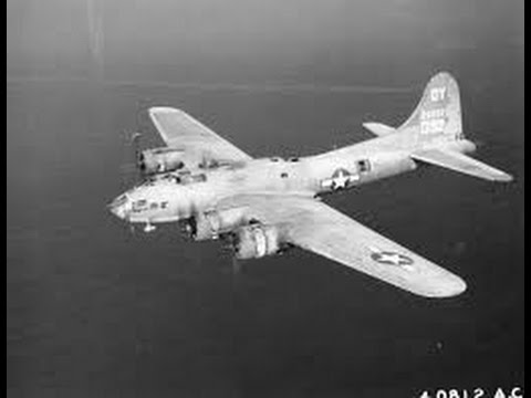 B 17 Flying Fortress .