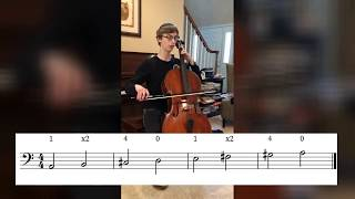 Cello Lesson 6: Extensions