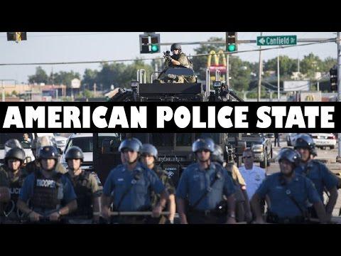 Ferguson, Police State (DP) #ferguson