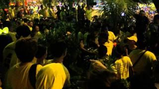 Bersih 4 kena tangkap sebab buang mercun
