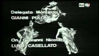 CANZONIERE INTERNAZIONALE  : Lo Scandalo Della Banca Romana 1977 (sigla finale)