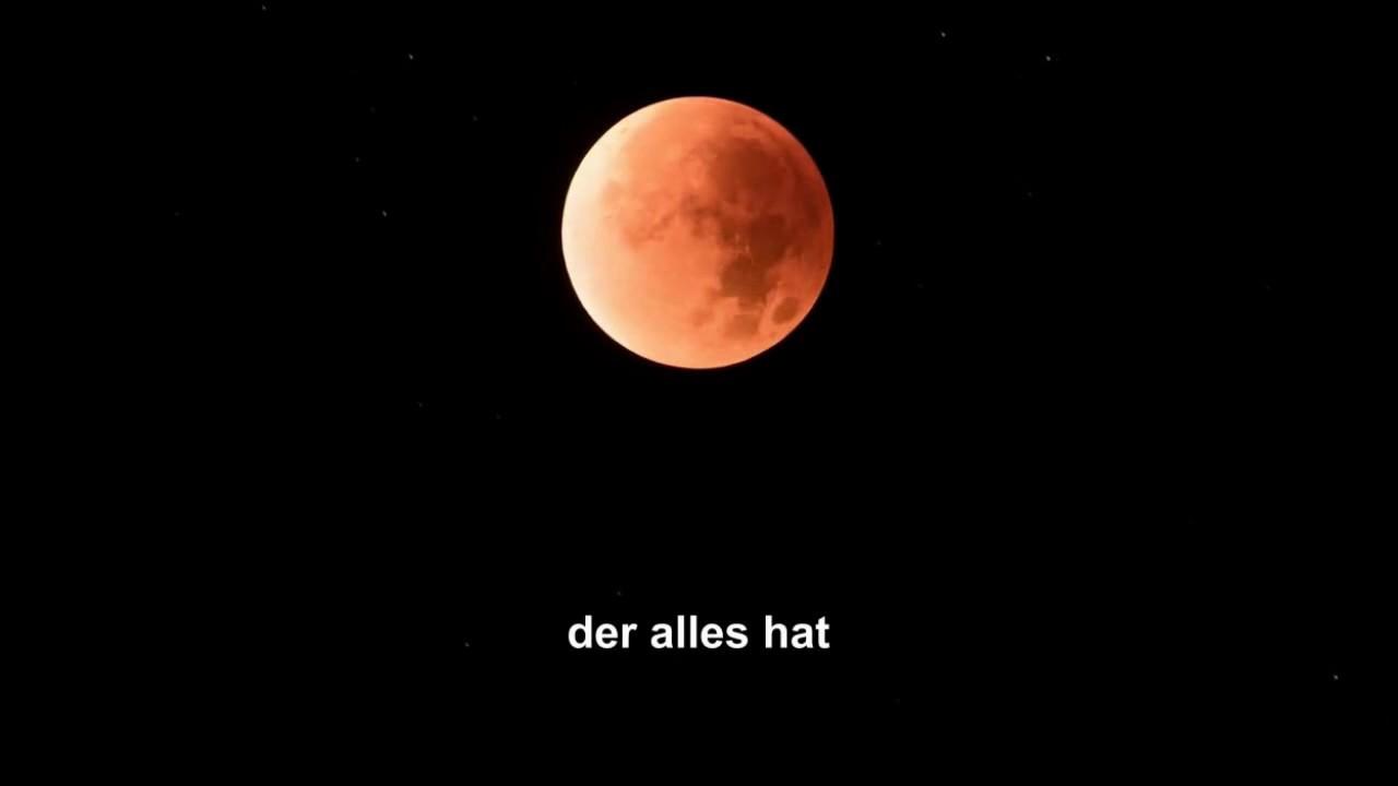 Paul Radau Mondsüchtig