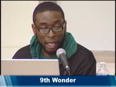 Duke University class: Sampling Soul (featuring 9th Wonder)