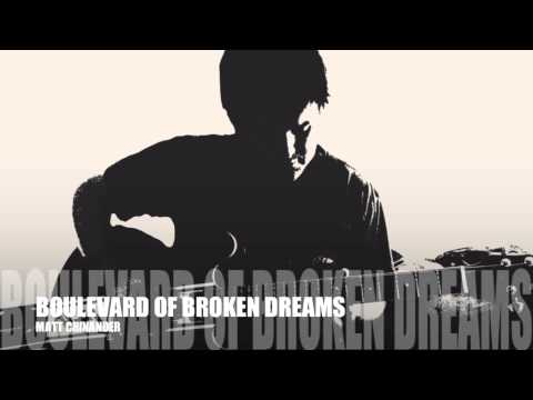 Boulevard of Broken Dreams (Acoustic Cover)