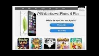 Nieuwe iPhone 6 Instellen