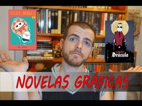 novelas-graficas---croqueta-y-empanadilla-y-fanhunter:-dracula