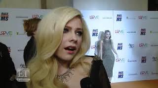 Baixar Avril Lavigne Interview by ET Canada 2018