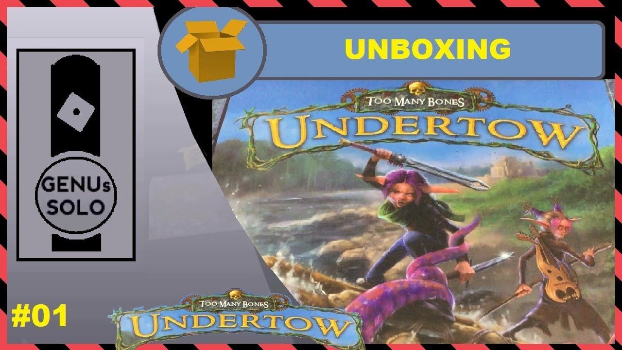 Undertow Deutsch