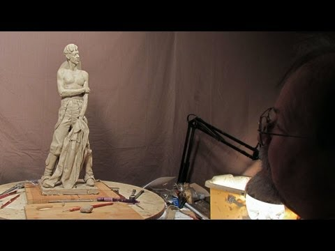 Sculpting With Lemon - Morning Joe - The Shirt is Started