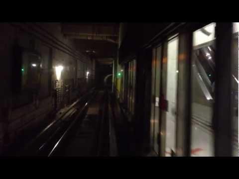 [FHD] SMRT Circle Line (Promenade - Esplanade) Cab view