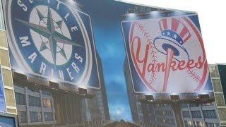 New York Yankees vs Seattle Mariners Starting Lineups 4/16/2016