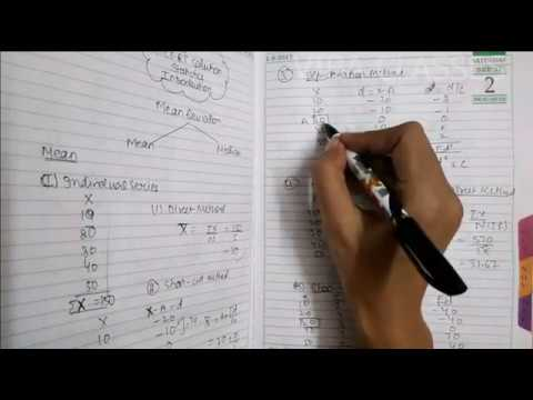 STATISTICS INTRODUCTION AND EXERCISE 1 MEAN DEVIATION SOLUTIONS CLASS XI  CBSE NCERT