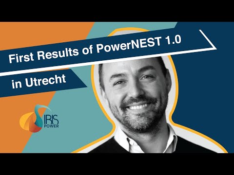 First Results of PowerNEST 1.0 in Utrecht